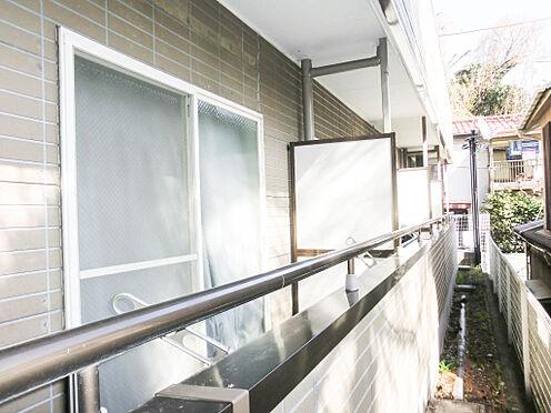 アパート-横浜市南区永田東1丁目 バルコニー