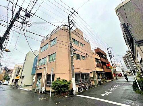 収益ビル-台東区東浅草2丁目 外観