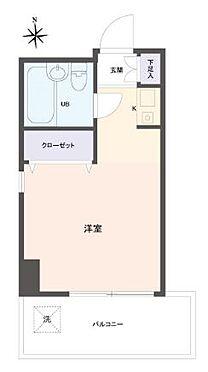 マンション(建物一部)-神戸市灘区岩屋北町5丁目 シンプルな単身者向け物件
