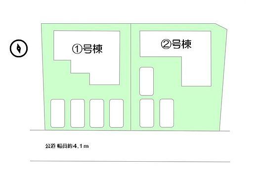 新築一戸建て-仙台市泉区松森字台 その他