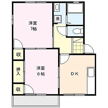 アパート-熊谷市石原1丁目 1号館101号室