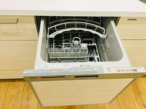 戸建賃貸-名古屋市緑区鳴丘2丁目 食洗機標準装備です。(同仕様)