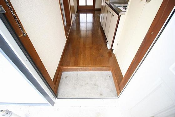 アパート-仙台市泉区永和台 玄関