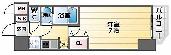 区分マンション-大阪市中央区島町2丁目 浴室乾燥機や洗面台等、設備が充実しています。