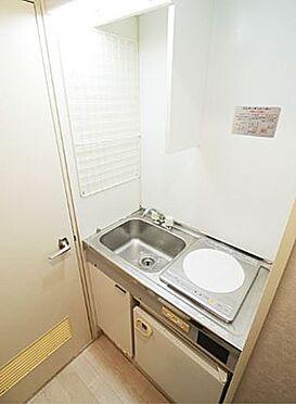 アパート-越谷市大字袋山 キッチン