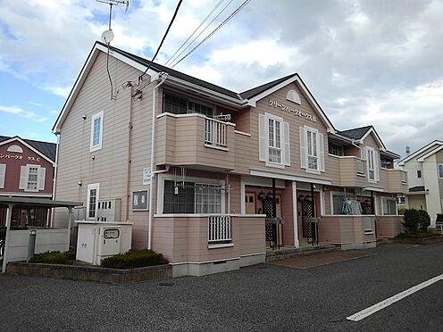 アパート-太田市西新町 外観