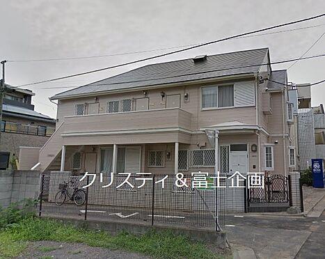 アパート-練馬区石神井町 外観