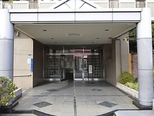 区分マンション-大阪市西成区千本南1丁目 お洒落なエントランス