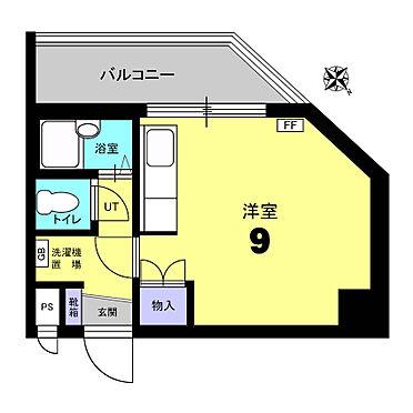 マンション(建物一部)-札幌市豊平区豊平三条8丁目 間取り