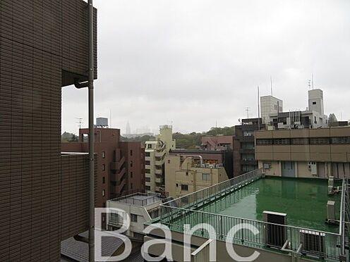 中古マンション-港区赤坂1丁目 ルーフバルコニからの眺望です。