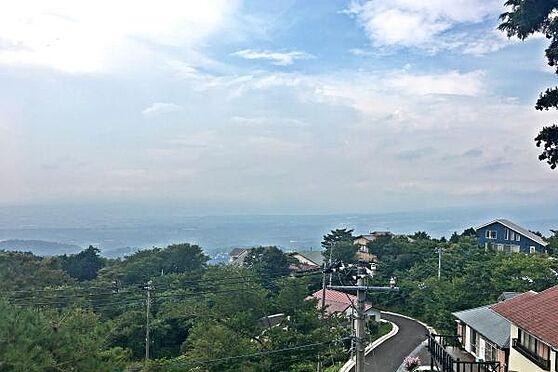 中古一戸建て-伊豆の国市奈古谷 富士山だけでなく、天気の良い日は、三島の町並みや駿河湾も見えます。