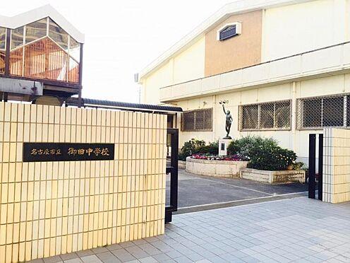 戸建賃貸-名古屋市中村区剣町 御田中学校 徒歩約9分(約720m)