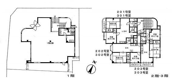 マンション(建物全部)-佐倉市上志津 間取り
