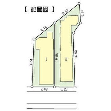 アパート-国分寺市内藤1丁目 地図