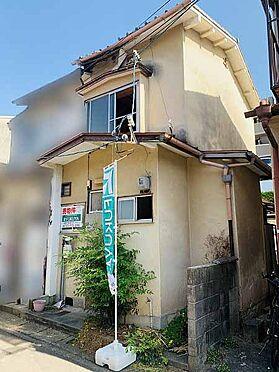 中古テラスハウス-京都市伏見区横大路下三栖山殿 外観