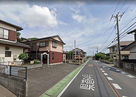 アパート-佐倉市臼井田 前面道路