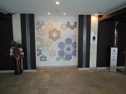 区分マンション-横浜市神奈川区片倉4丁目 エントランス
