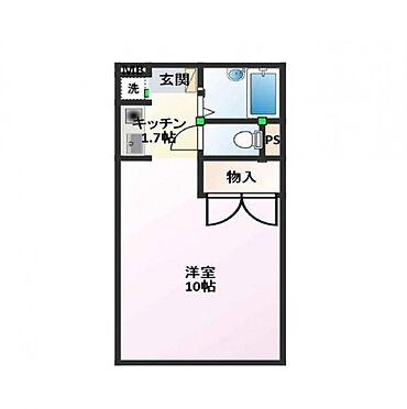 マンション(建物全部)-明石市大久保町江井島 間取り