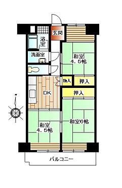 マンション(建物一部)-板橋区高島平3丁目 間取り