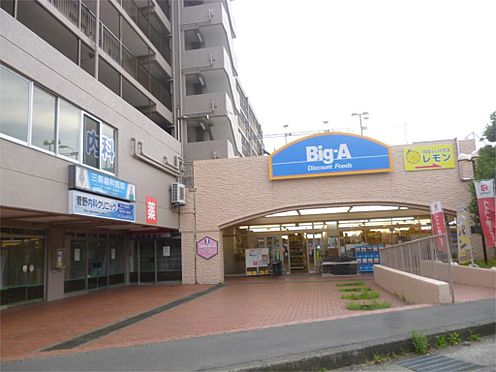 新築一戸建て-横浜市戸塚区平戸4丁目 ビッグ・エー 横浜平戸店(913m)