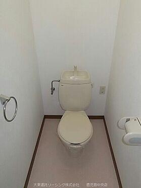アパート-熊本市北区楡木4丁目 101号室トイレ
