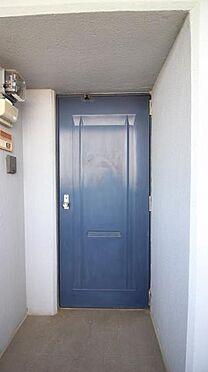 中古マンション-岡崎市矢作町字尊所 お洒落な玄関部分のお写真です。