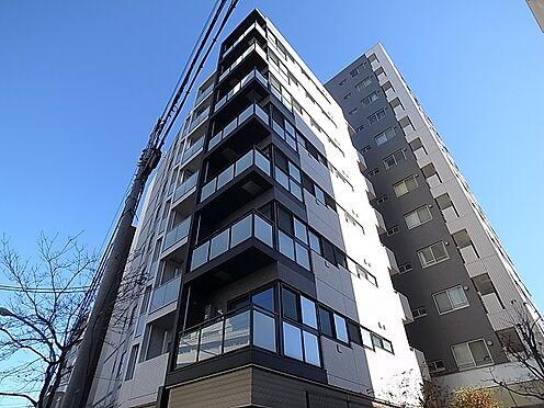 中古マンション-新宿区余丁町 総戸数21戸のマンションです