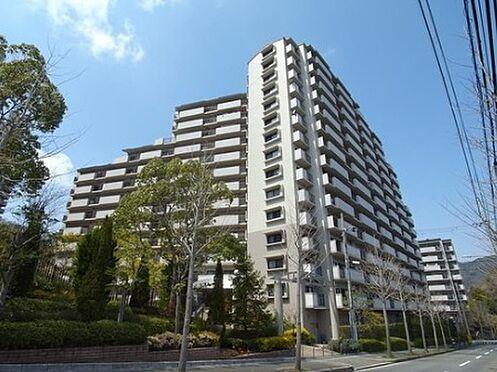 区分マンション-神戸市北区日の峰5丁目 126戸の大型物件