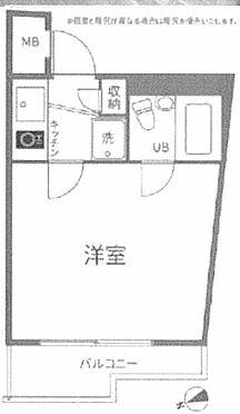 中古マンション-世田谷区桜2丁目 間取り