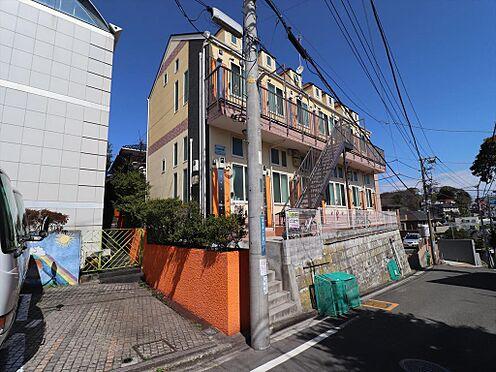 アパート-横浜市鶴見区東寺尾1丁目 JR京浜東北線「鶴見」駅バス13分「白幡」停徒歩3分の1棟収益アパート、平成29年2月築の築浅です