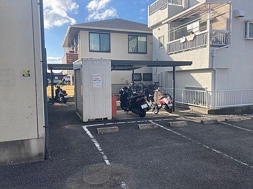 アパート-和泉市東阪本町 駐輪場