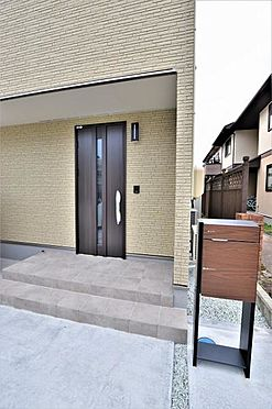 新築一戸建て-仙台市青葉区高松1丁目 玄関