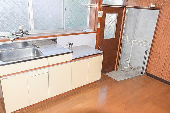 中古一戸建て-仙台市太白区鹿野本町 キッチン
