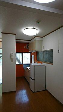 アパート-神戸市灘区大石東町6丁目 冷蔵庫付きです。