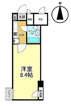 マンション(建物一部)-京都市中京区壬生仙念町 間取り