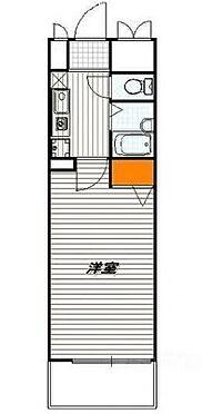 マンション(建物一部)-京都市上京区西船橋町 室内洗濯パンあり