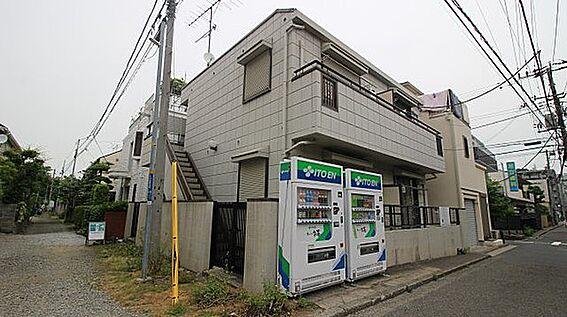 アパート-横浜市保土ケ谷区月見台 メゾン福田・ライズプランニング