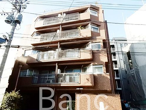 中古マンション-渋谷区広尾3丁目 インペリアル常盤松 外観