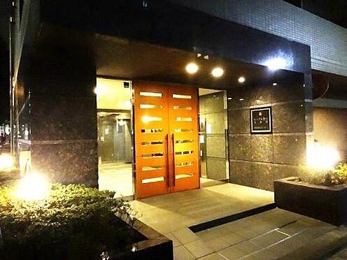 マンション(建物一部)-中野区丸山2丁目 エントランス