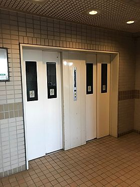 中古マンション-久喜市古久喜 エレベーター