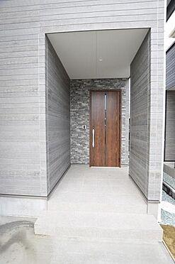新築一戸建て-宮城郡利府町中央3丁目 玄関