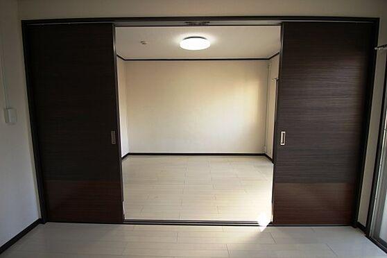 中古マンション-横浜市神奈川区菅田町 居間