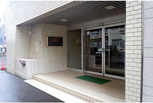 マンション(建物一部)-札幌市豊平区中の島一条1丁目 エントランス