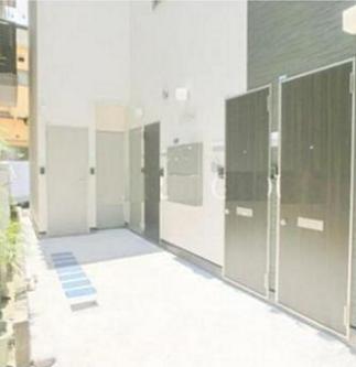 アパート-江東区亀戸8丁目 エントランス