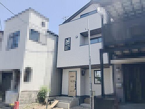 新築一戸建て-京都市山科区小山南溝町 外観