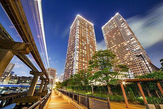 中古マンション-世田谷区上馬1丁目 人気エリアに佇む高級タワーマンションです。