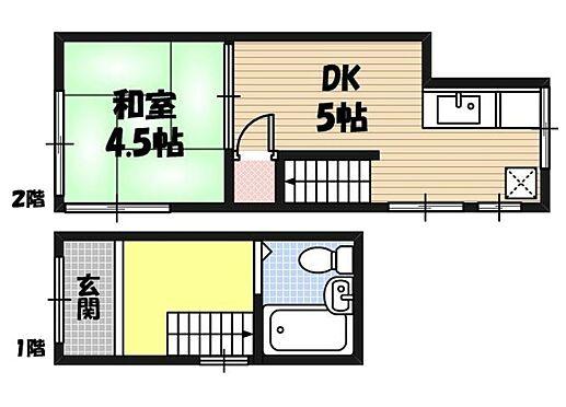 アパート-大阪市城東区今福南2丁目 その他