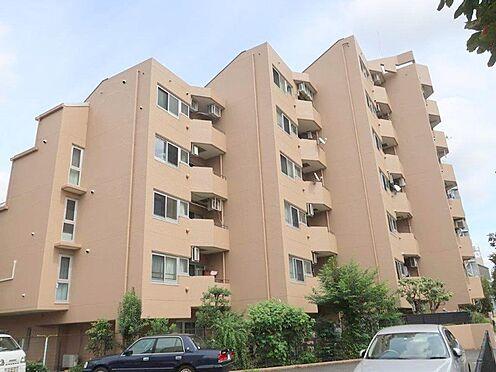 中古マンション-多摩市関戸2丁目 デザイン性の高いおしゃれな外観です。