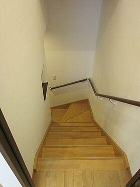 アパート-鹿児島市郡元町 室内階段