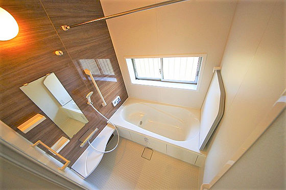 新築一戸建て-名取市植松4丁目 風呂